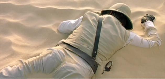 W pustyni